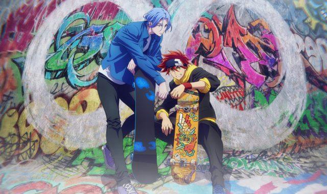 Hiroko Utsumi, Studio BONES to Develop SK8 the Infinity Original Anime Series