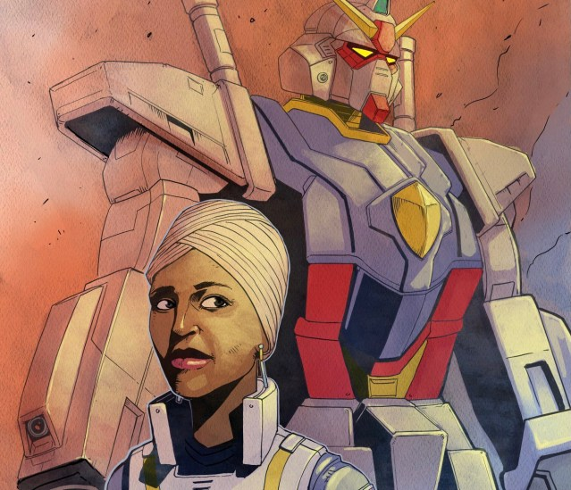 US Representative Ilhan Omar Wants to Pilot the Giant Gundam, And Frankly, We Should Let Her