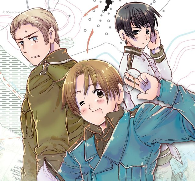 Why You Should Read Hetalia Manga