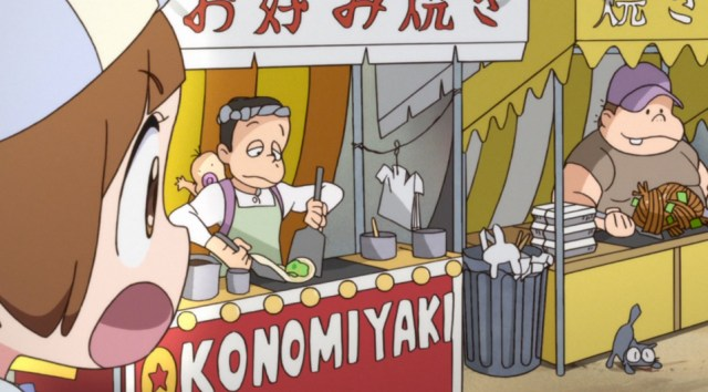 Itadakimasu!: Japanese food culture in anime