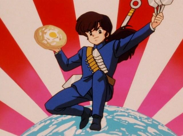 Itadakimasu!: Japanese food culture in anime