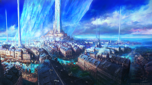 Square Enix Unveil Final Fantasy XVI Teaser Website Complete With Character and World Descriptions