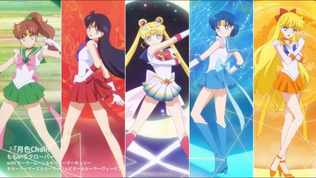 New Theme Song Revealed for Sailor Moon: Eternal Movies As Release Draws Closer, Performed By Momoiro Clover Z and Sailor Scouts