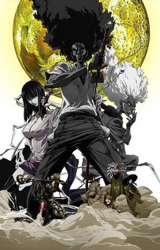 Afro Samurai Characters