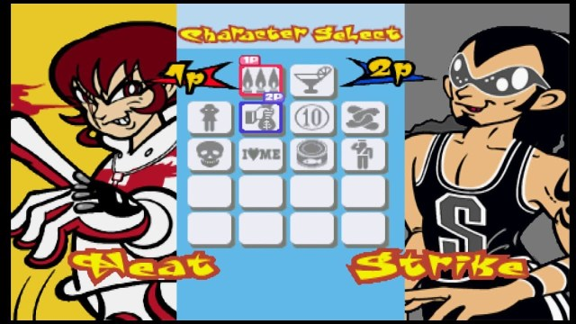 Bust a Move 2 Character Select