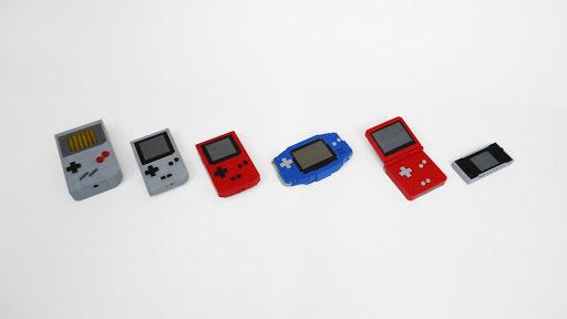 Game Boy Line Up