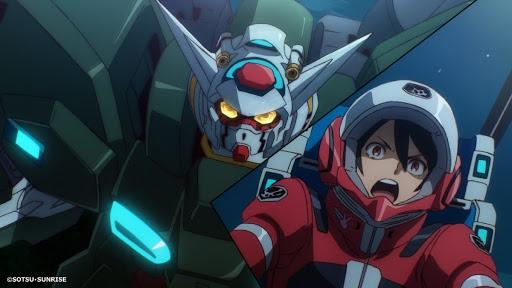 Gundam Reconguista in G Anime screenshot