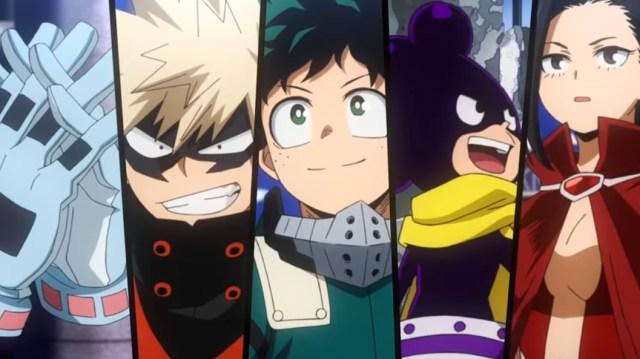 My Hero Academia Trailer: Season 5 Coming in 2021