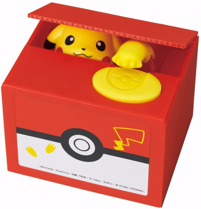 Pikachu Itazura Bank