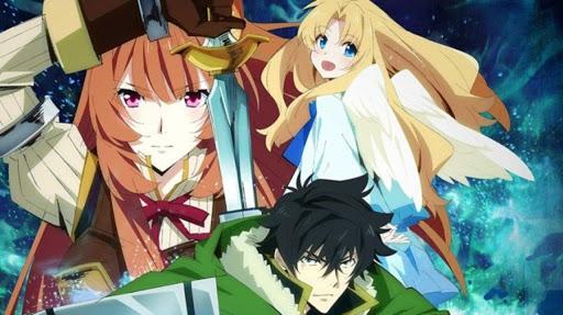 Rise of the Shield Hero anime screenshot
