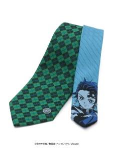 New Kimetsu no Yaiba Neckties Designed for Office Demon Slayers