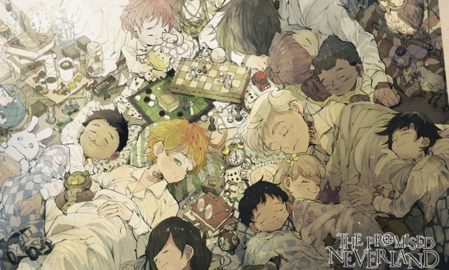 The Promised Neverland chapter 179