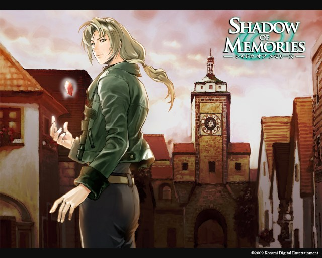 Shadow of Destiny / Shadow of Memories Protagonist