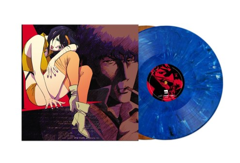 Cowboy Bebop Anime Vinyl Soundtrack