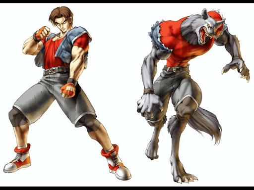 Bloody Roar Yugo Ogami