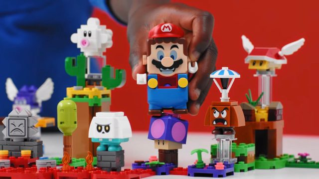A New Batch of LEGO Mario Series 2 Sets Are On The Way, Offering Greater Customization