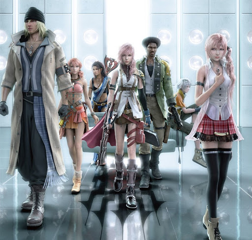 Final Fantasy XIII Characters