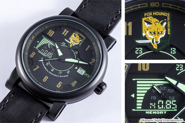 SuperGroupies Metal Gear Solid Accessories | Watch
