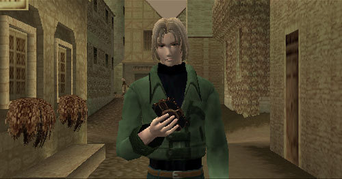 Screenshot from game Shadow of Destiny