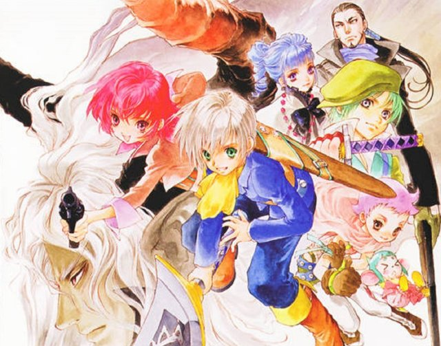 Tales of Innocence game characters