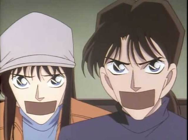 TWO-MIX at Detective Conan Anime