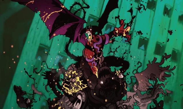 Devilman Crybaby anime
