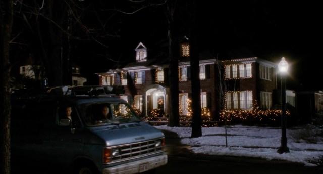 Home Alone (1990) | Christmas movie