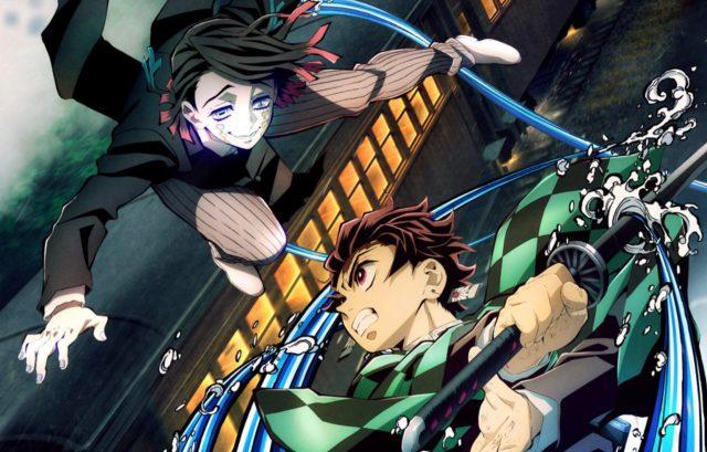 screenshot from anime movie Demon Slayer: Kimetsu no Yaiba