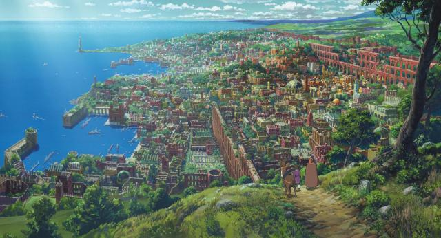 Screenshot from Tales From Earthsea