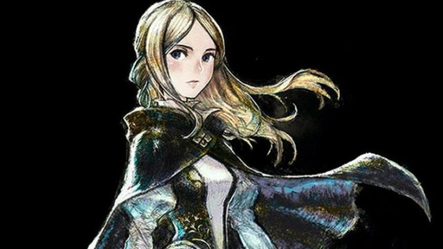 Character from game Bravely Default II