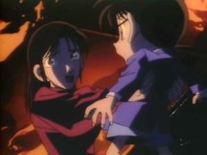 Screenshot from Conan's Moonlight Sonata Murder Case