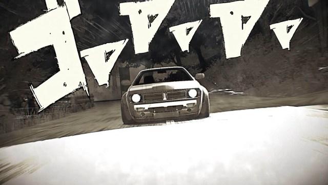 Initial D The Arcade In Game Manga Screenshot