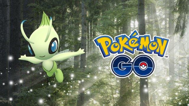 Pokemon Go Celebi game image