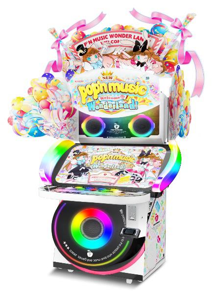 pop'n music Pop'n Wonderland