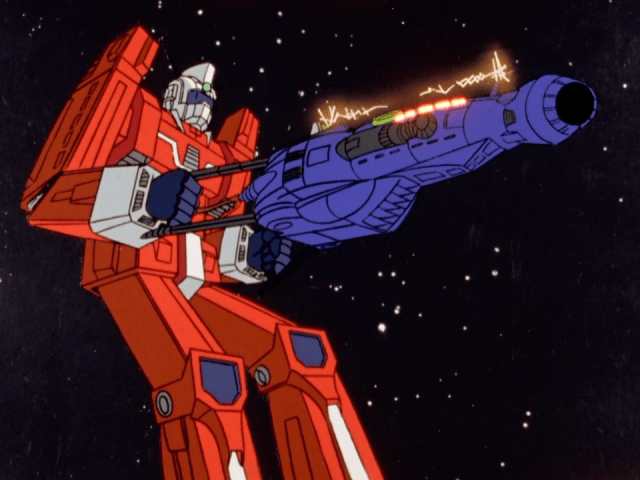 Space Runaway Ideon