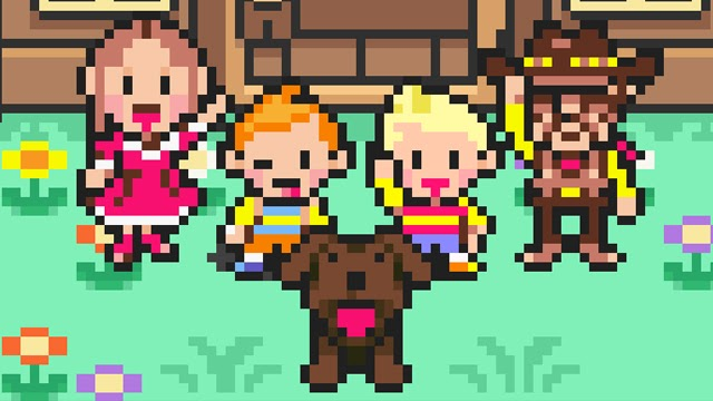MOTHER 3 Family Photo