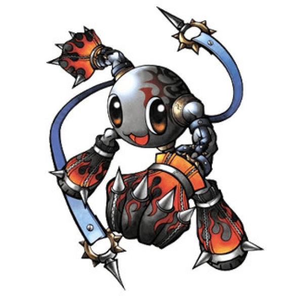 Mamemon from Digimon