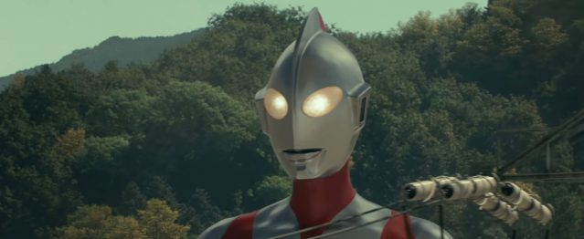 First Trailer and Cast Revealed for Shin Ultraman by Hideaki Anno and Shinji Higuchi