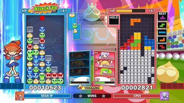 Puyo Tetris 2