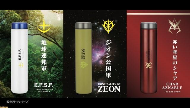 Gundam Smart Bottles