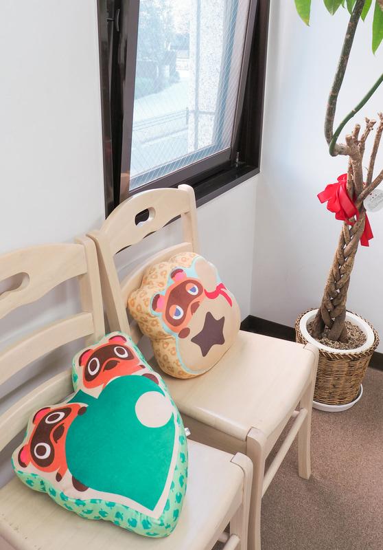 Animal Crossing Cushions 2