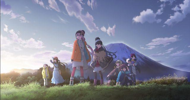Anime like Yuru Camp