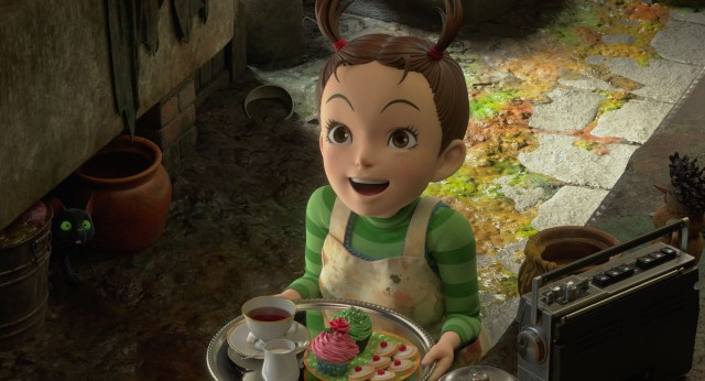 Earwig and the Witch movie screenshot