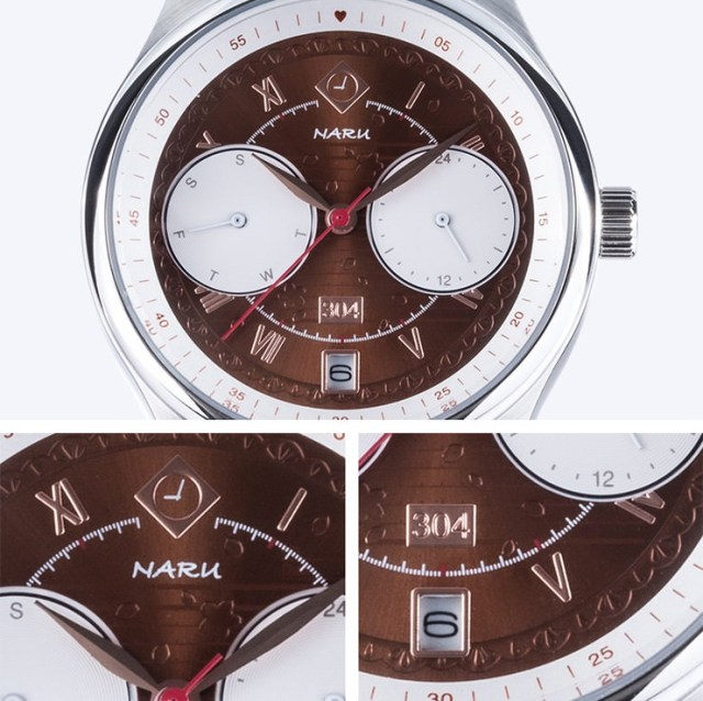 SuperGroupies Love Hina wristwatch