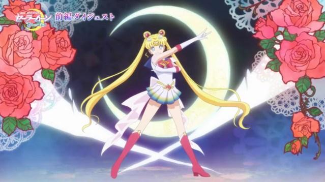 Sailor Moon Eternal Movie Part 1 Visual