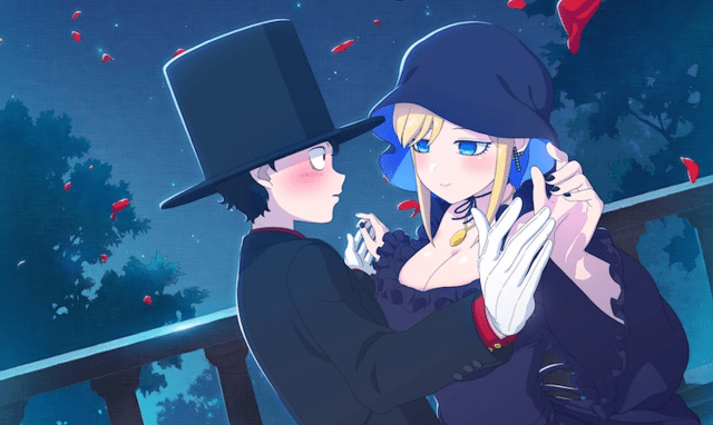 The Duke of Death and His Maid Anime Visual