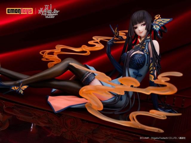 Yuuko xxxHolic figure