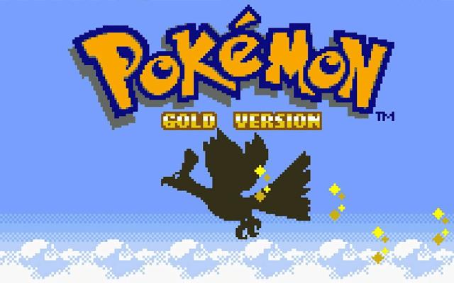 Pokémon Generation 2: Gold, Silver, Crystal