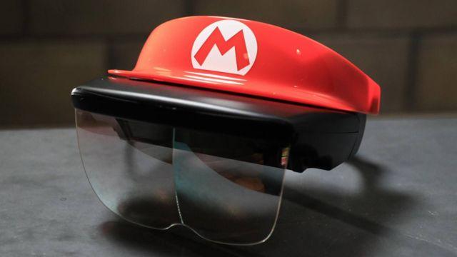 Mario Kart AR Goggles