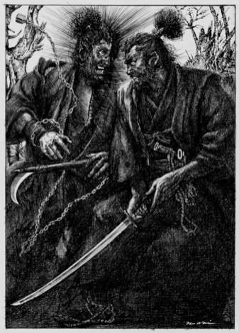 Noriyoshi Orai iyamoto Musashi